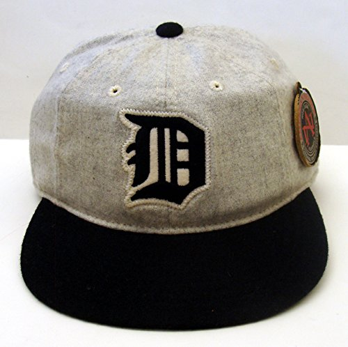 0e448100177214 Detroit Tigers American Needle Statesman Strapback Snapback Style ...