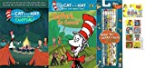 Cat in the Hat Bundle: The Cat in the Hat Knows A Lot About That! CAMPING! & SAFARI, SO GOOD! 2-DVD Bundle with Bonus 6ct Pencil & 8ct Eraser Set