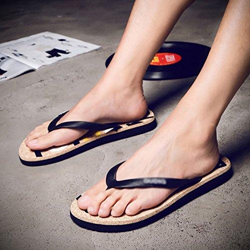 Grey Sandalias Hombre De Zapatillas Ligeras Para Tiras Cómodas De Casuales Chancletas Y XqPPSwZ