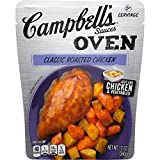 Campbell's Oven Sauces, Classic Roasted Chicken, 12 Ounce (Pack of 6)