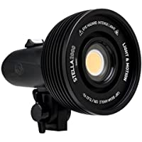 Light & Motion Camera Kit Light & Motion Stella 2000 Single Pt. Led (Spled) Light, Black (850-0397-A)