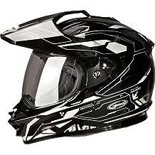 Gmax G5111028 TC-5 GM11D Dual Sport Helmet