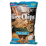 Lundberg Family Farms Sea Salt Rice Chips MWO Rice Chips 6 oz (2 Pack)