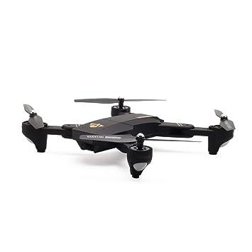 Ballylelly VISUO XS809HW 2.4G Plegable FPV Selfie Drone RC ...