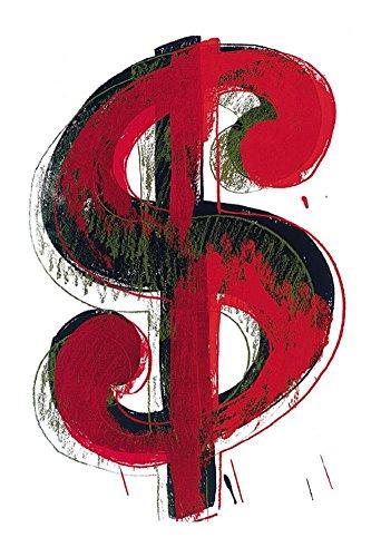 t Print Art Poster Print by Andy Warhol, 13x19 ()