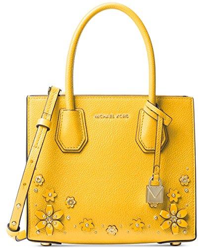 Michael Kors Yellow Handbag - 9