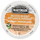 Martinson Single Serve Coffee Capsules, House Blend, 48 Count