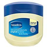 Vaseline Petroleum Jelly Original 1.75 oz (Pack of 6)