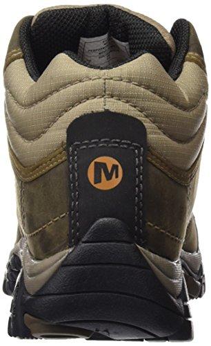 Merrell Mens Moab Rover Mid Waterproof Boot Canguro