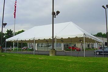 20u0027 X 40u0027 Celina Pole Tent / Canopy Tent & Amazon.com : 20u0027 X 40u0027 Celina Pole Tent / Canopy Tent : Sports ...