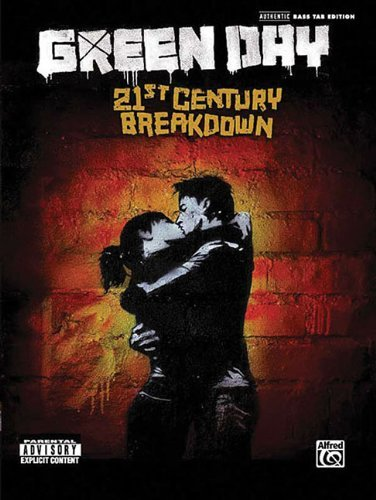 Green Day: 21st Century Breakdown (Authentic Bass Tab Editions)