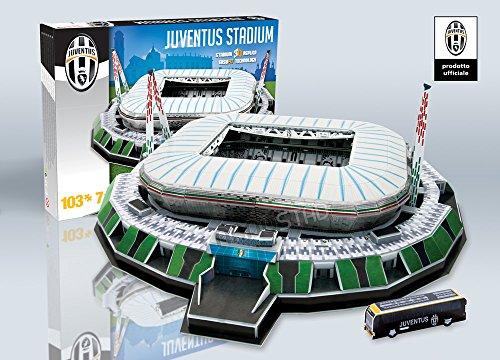 Nanostad Juventus Stadium 3D Puzzle (3d Puzzles Stadium)