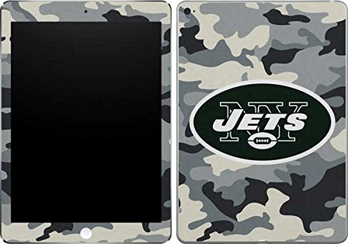 Skinit New York Jets Camo iPad Air 2 Skin - Officially Licensed NFL Tablet Decal - Ultra Thin, Lightweight Vinyl Decal Protection