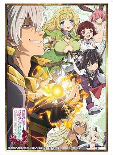 How NOT to Summon a Demon Lord Card Game Character Sleeves Collection HG Vol.1680 High Grade Anime Art