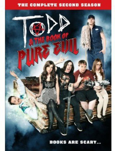 Todd & The Book of Pure Evil: The Complete Second [Importado]