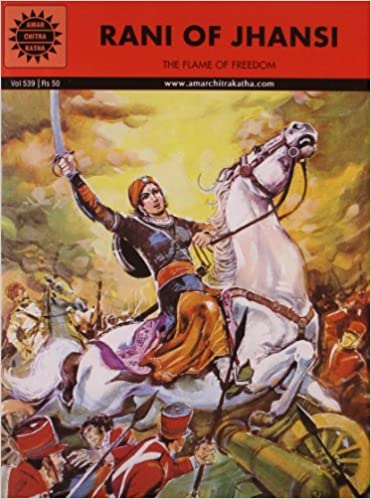 jhansi rani history in english