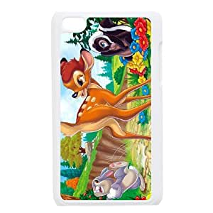 Ipod Touch 4 Phone Case Cover BAMBI BT7701