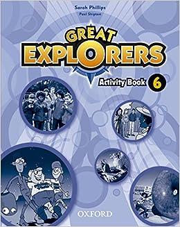 Great Explorers 6: Activity Book - 9780194507981: Amazon.es: Diane Phillips: Libros