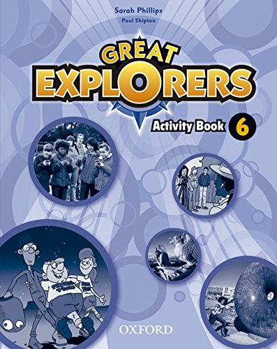 (14).GREAT EXPLORERS 6º.PRIM.(ACTIVITY BOOK)