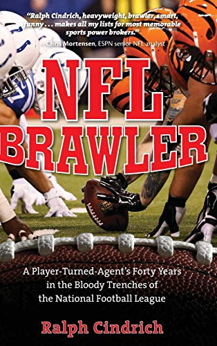 Image of NFL Brawler: A Player-Turned-Agent's Forty Years in the Bloody Trenches of the National Football League