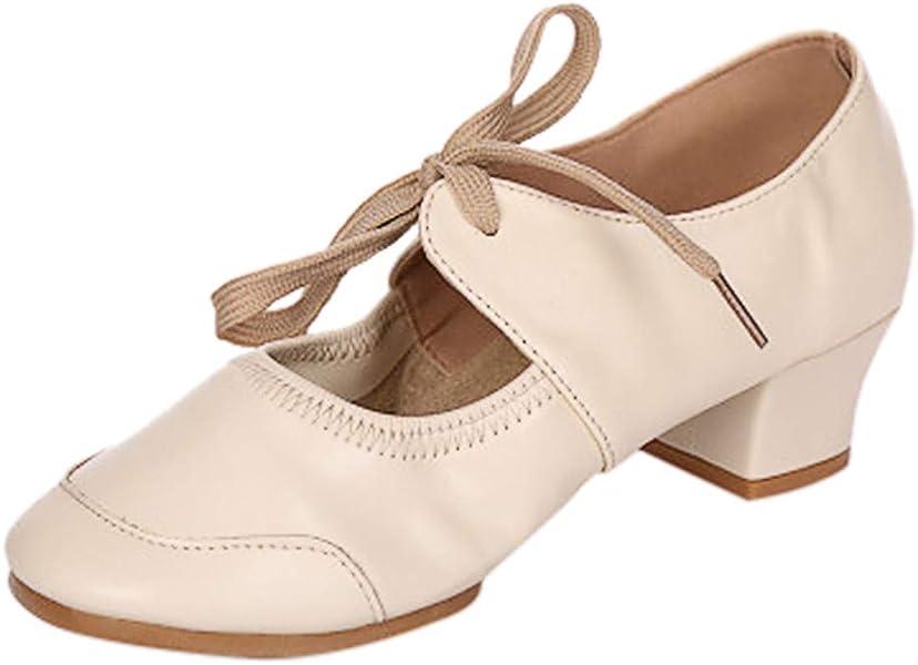 ab42c9fce73 Sandalias de Vestir Tacón Altas Cuña para Mujer Verano Primavera 2019  PAOLIAN Calzado Fiesta Tacón Ancho Elegantes Tallas Grandes Zapatos Danza  Merceditas ...