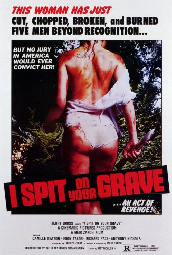 I Spit on Your Grave 27x40 Movie Poster (1978)