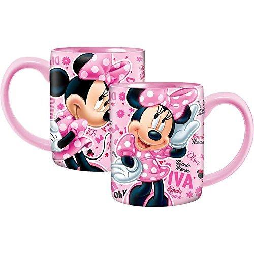 Disney Minnie 14oz Coffee Relief Mug Oh My Coffee Mug Bib