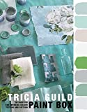img - for Tricia Guild Paint Box: 45 palettes for choosing colour texture and pattern book / textbook / text book