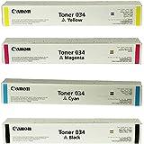 Canon Color imageCLASS MF810Cdn Standard Yield Toner Cartridge Set