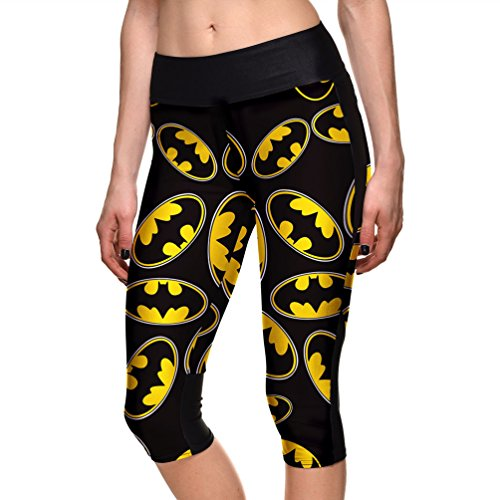 2019 Yoga Pants Cropped Trousers Women's Slim Slimming Elastic Pants Casual Pants