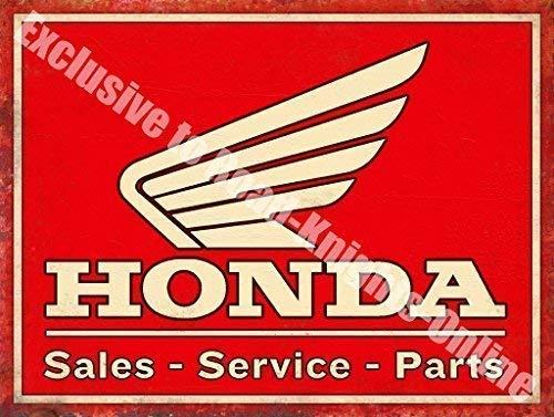 RKO Honda Sales Service Pi/èces Moto Voiture 15 x 20 cm Parent