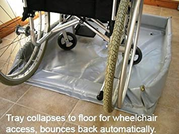 amazon com liteshower wheelchair accessible portable shower stall