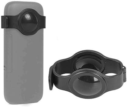 High quality Camera Anti-scratch Lens Silicone Cover For Insta360 ONE X Camera