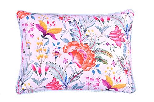 Decozen Exquisite Chintz Cushion Whiteout Print 6 600 GMS 14