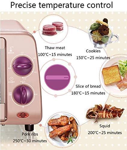 STARAYS Machine De Petit Déjeuner, Multifonction Mini Four Électrique Domestique Minuterie 30 Minutes, Équipement De Cuisine