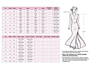 Ever-Pretty Womens Formal Boat Neck Strapless Evening Dresses 08411