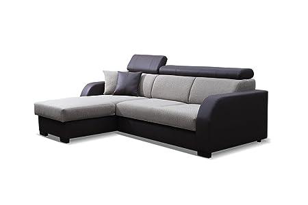 Couch Mit Schlaffunktion Eckcouch Ecksofa Polstergarnitur