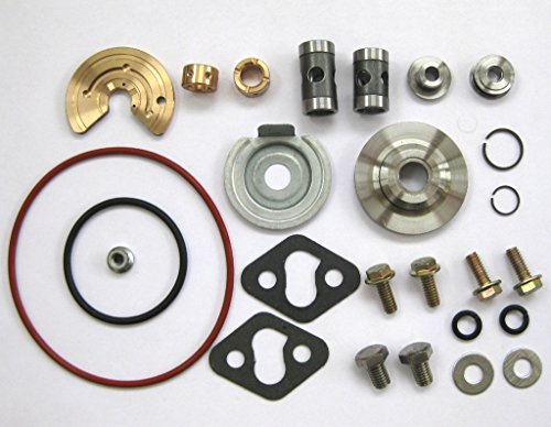 Abcturbo Turbocharger Turbo Repair Kit Rebuild Kit CT20 CT26 for TOYOTA  Land Cruiser Hiace Celica 4WD 2L-T 1HD-FT