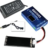 Bastens LiPo Battery Balance Fast Charger for Parrot AR Drone batteries including the 2.0 / 1.0 type and all aftermarket versions