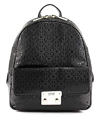 Guess Fashion Backpacks for Women - Black