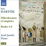 Wholetone Music Best Deals - Mikrokosmos, BB 105, Vol. 5: No. 136. Whole-tone Scales