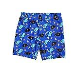 Kids' Boys UPF 50+ Boardshorts Free Swim Cap