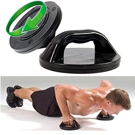 FAST WORLD SHOPPING punteros asas para flexiones mancuernas Push Up Sport pettorali brazos bíceps: Amazon.es: Hogar