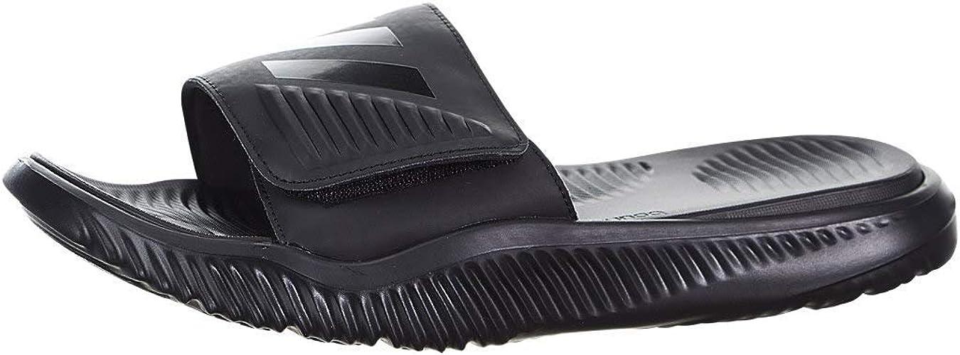 neutral esquina Incorrecto  Amazon.com | adidas Originals Men's Alphabounce Slide Sport Sandal ...