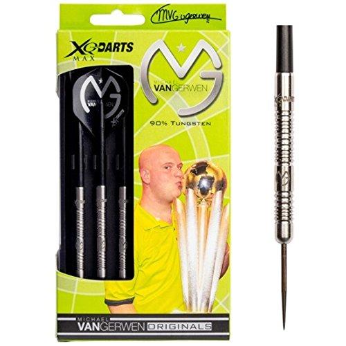 XQ Max Michael van Gerwen Steeldarts 25g 90/% Tungsten
