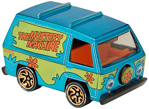 Hot Wheels id Mystery Machine {Screen Time}