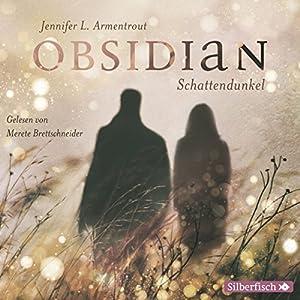 Obsidian. Schattendunkel (Obsidian 1) Hörbuch