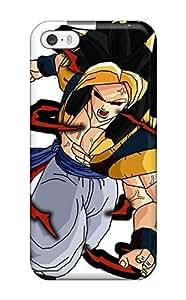 New Iphone 5/5s Case Cover Casing(gogeta Ssj )