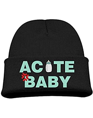 Acute Baby Youth Winter Cap Classic Knit Beanie Skull Hat