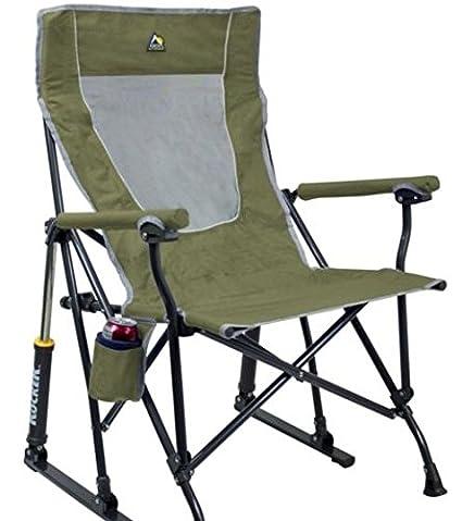 Strange Amazon Com Loden Green Gci Outdoor Roadtrip Rocker Chair Cjindustries Chair Design For Home Cjindustriesco